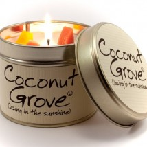 Coconut Tinned Candle