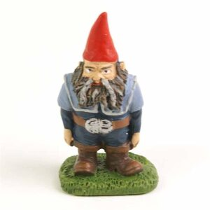 Gnome minture fairy garden for sale.