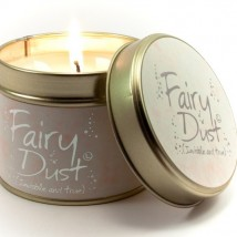Fairy Dust Tinned Candle