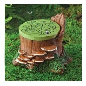 Fairy Hatch Glitter Hide-e-hole Fairy Garden Accessory.