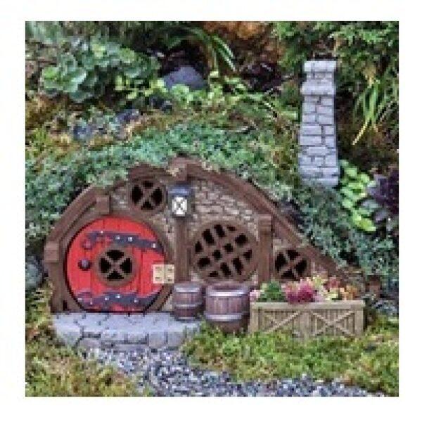 Fairy Garden House Resin Miniture