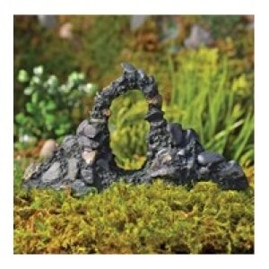 Resin Stone Arch Miniture Fairy Garden