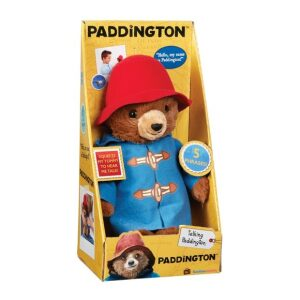Talking Paddington Bear Baby Gift